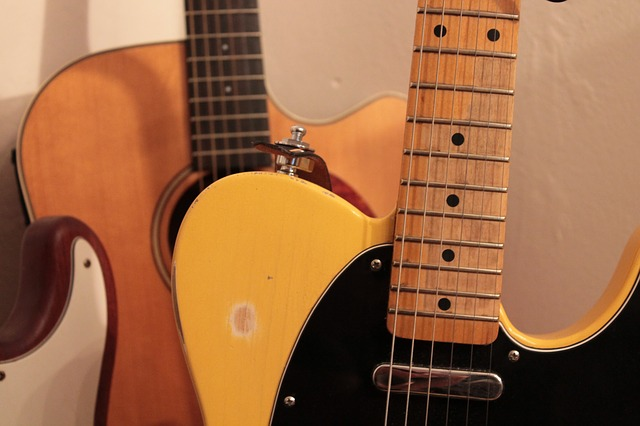 Acoustasonic Guitar